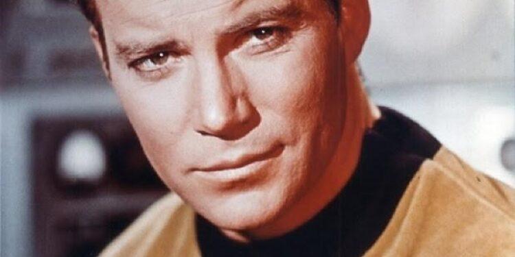 William Shatner a bordo di New Shepard il 12 ottobre