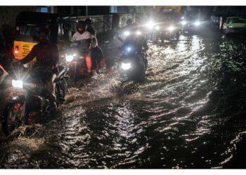 Devastazione nel sud-ovest dovuta alle piogge torrenziali