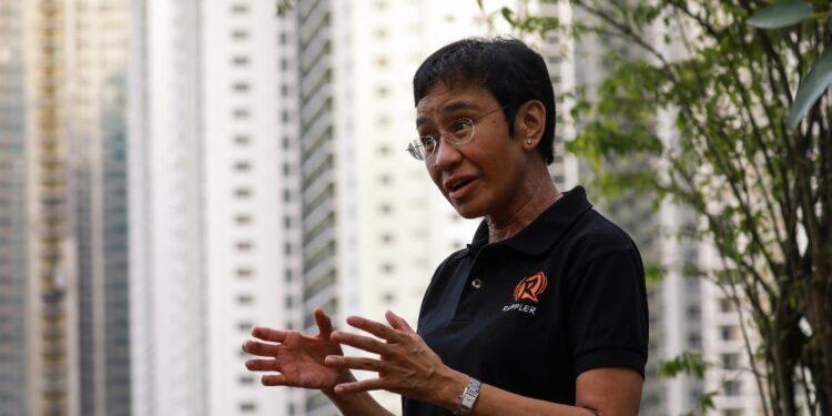 Reporter filippina: 'I suoi algoritmi danno priorità alle bugie'