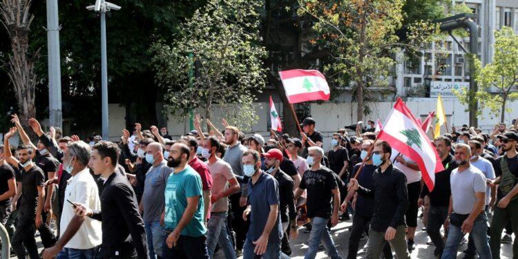 Sciiti di Amal e Hezbollah contro milizie armate