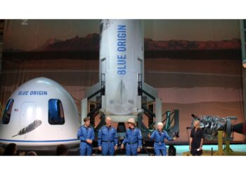 Blue Origin si allea con Sierra Space per parco commerciale