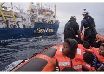 'Documentati anche respingimenti della Guardia costiera libica'