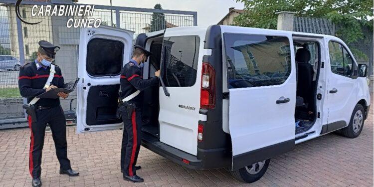 Nel Cuneese. Blitz dopo segnalazione carabiniere fuori servizio