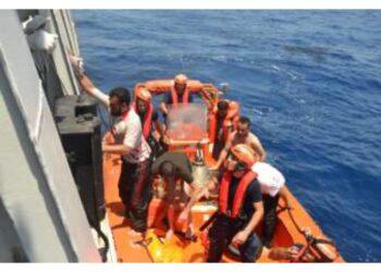 Tratte in salvo sette persone