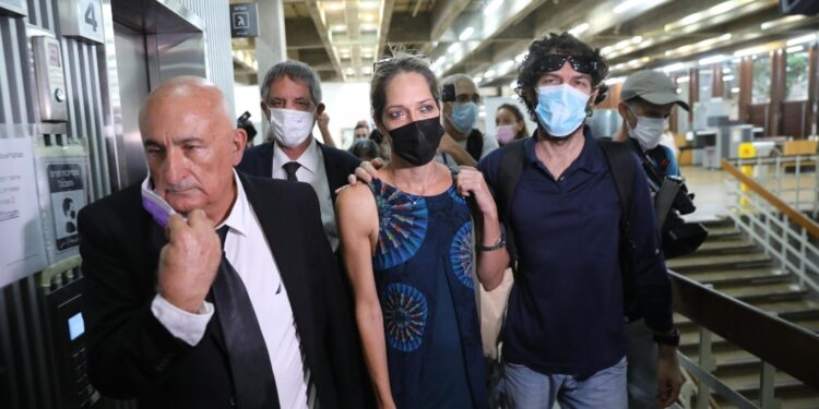 L'accusa di Esther Cohen Peleg