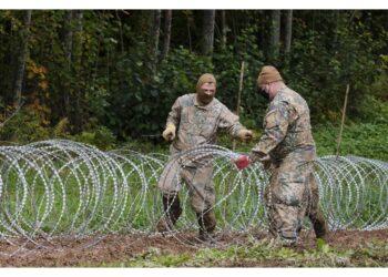 Contro i respingimenti alla frontiera con la Bielorussia
