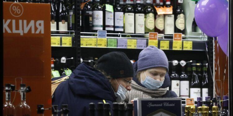 Vittime di bevande al metanolo nella regione di Orenburg