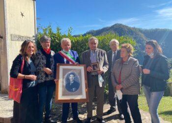 Dopo 78 anni. Cerimonia in Garfagnana