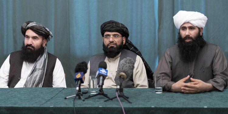 L' annuncio dei talebani dopo i primi colloqui di persona a Doha