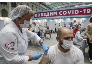 Lo riferisce centro operativo anticoronavirus citato da Interfax