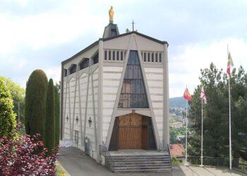 il Santuario di Nostra Signora del Prodigio