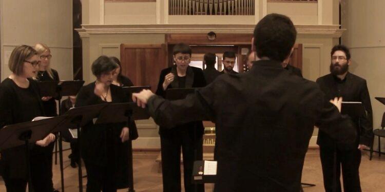 alcuni elementi del coro